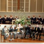 Choir and Brass Ensemble - Easter